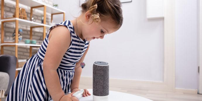 Smart Speaker bimbi
