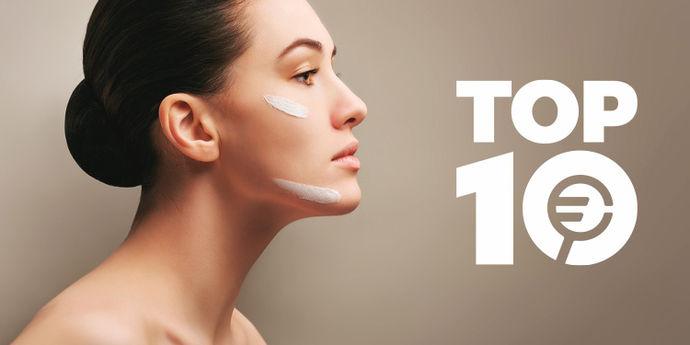 trovaprezzi top 10 prodotti viso