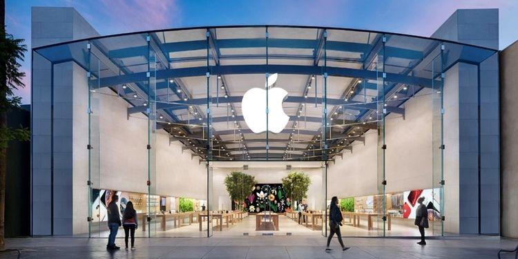 Apple negozio