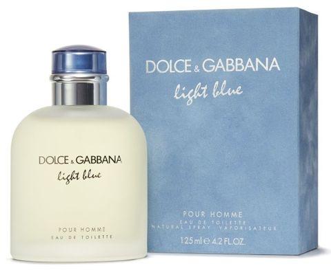Dolce e Gabbana Light Blue Pour Homme Eau de Toilette 125ml