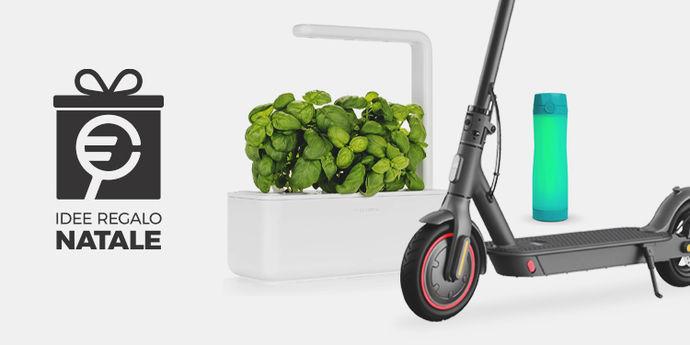 Idee regalo tech e green