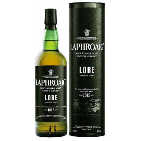 Laphroaig Whisky Lore 0.70L