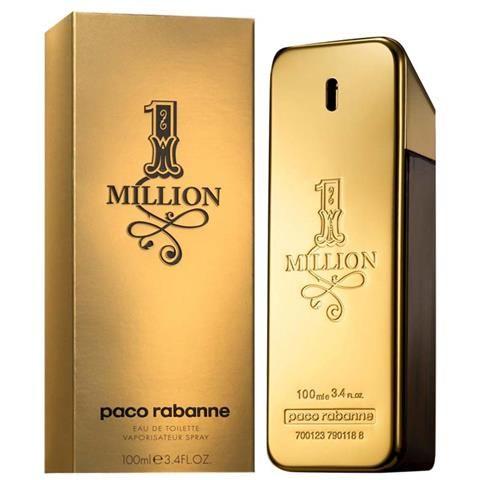 Paco Rabanne 1 Million Eau de Toilette 100ml