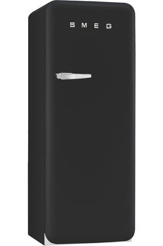 Smeg FAB28R Decorato Black Velvet