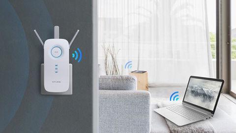 Ripetitori Wi-Fi da parete