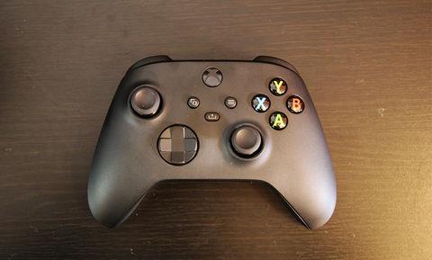 Xbox Series X Joypad-frontale