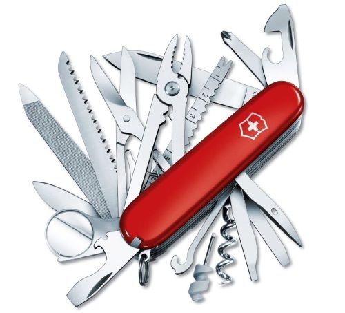 coltellino svizzero 33 funzioni