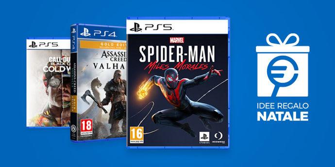 giochi PS5 e PS4