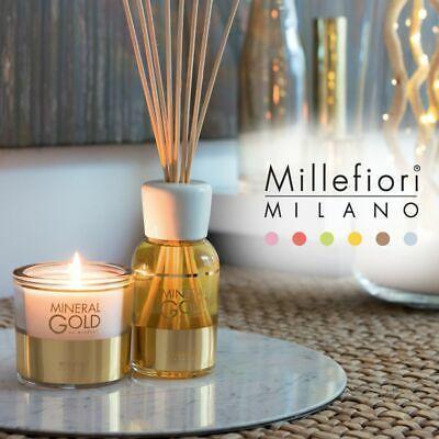 millefiori gold mineral