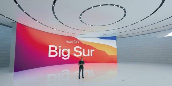 presentazione apple macbook