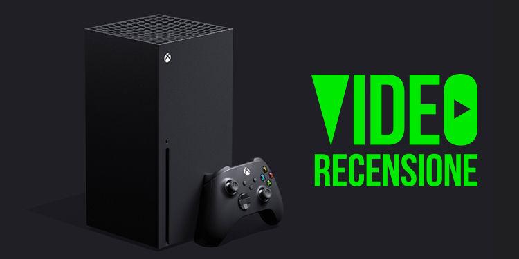 video recensione xbox series x
