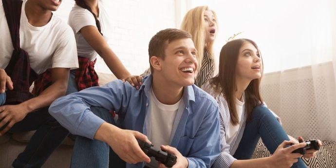 I videogiochi social rendono più felici