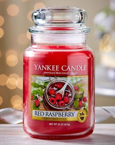 yankee candle rossa