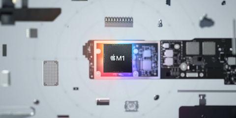 Apple MacBook chip M1