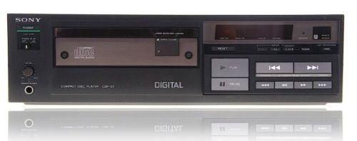CD Player CDP-101