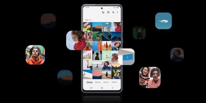 Samsung Galaxy S20 Fun Edition