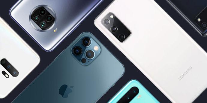 Smartphone usciti nel 2020