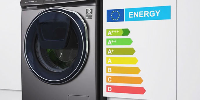 come leggere l'etichetta energetica lavatrice