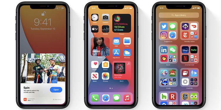 iOS 14.3