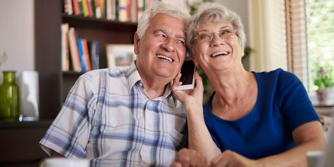 la migliore tecnologia per anziani
