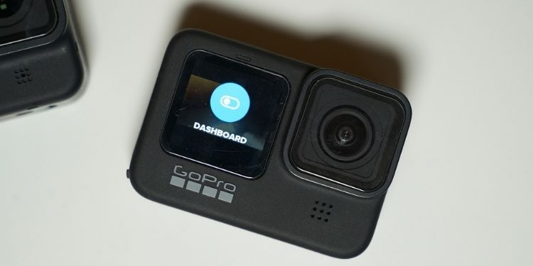 Display GoPro 9 Black