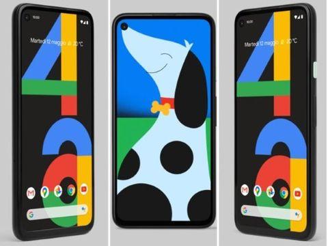 Google Pixel 4a è lo smartphone più resistente