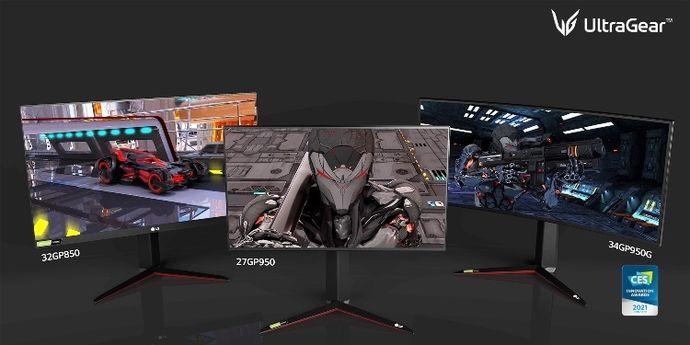 LG Ultra Monitor UltraGear nuove uscite