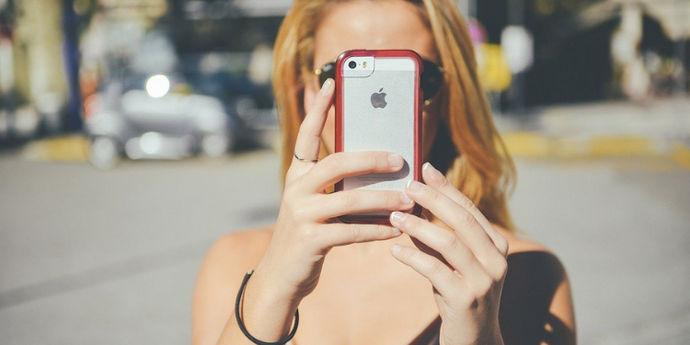 Smartphone Apple