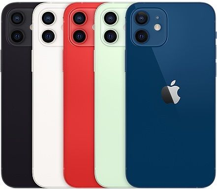apple_iphone_12 colors