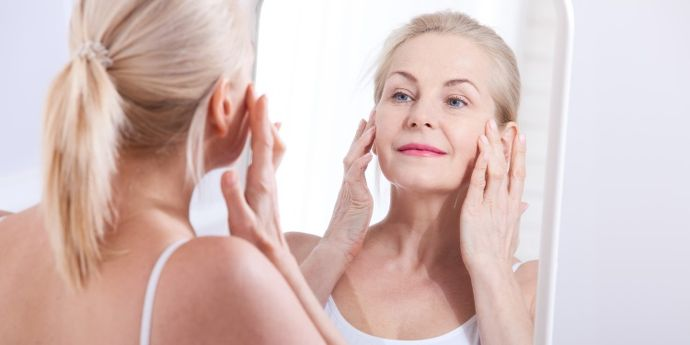 beauty routine antiage