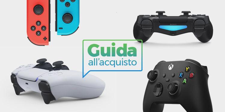 guida acquisto console giochi
