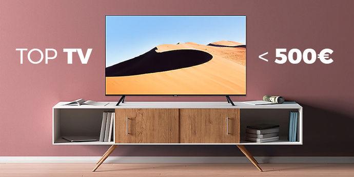 i migliori tv sotto i 500 euro