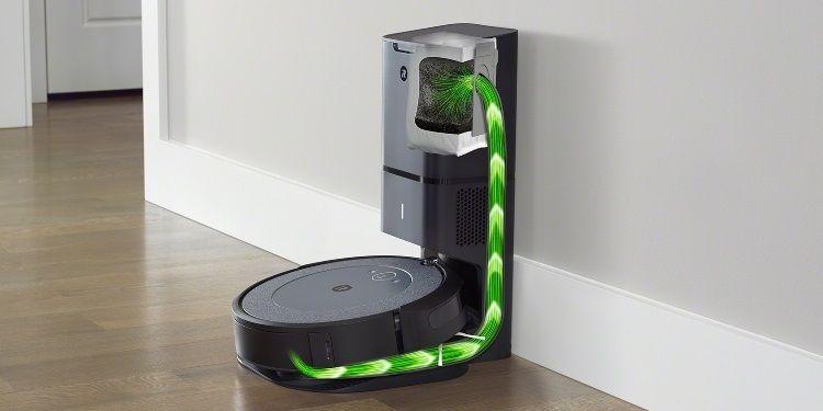 iRobot Roomba i3 plus robot aspirapolvere