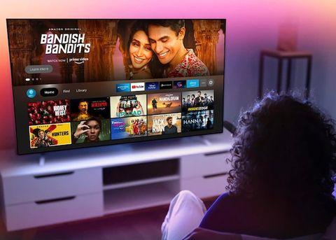 interfaccia fire tv