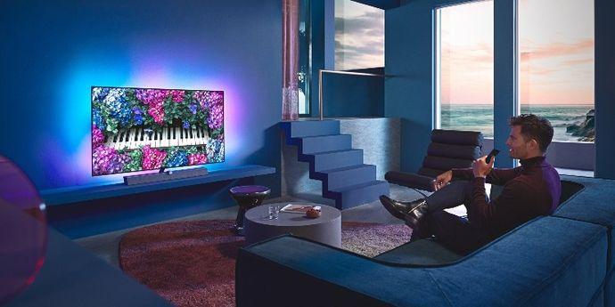 philips smart tv oled