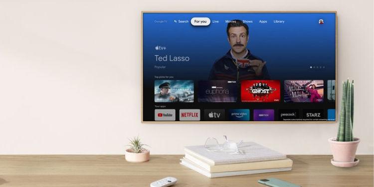apple tv su chromecast