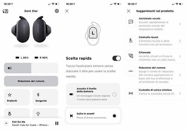App Bose Music