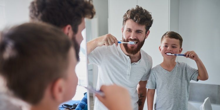 corretta igiene dentale