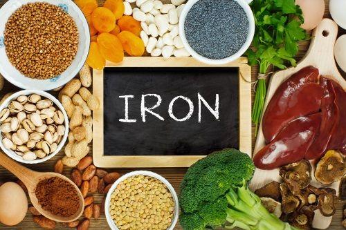 ferro alimentazione