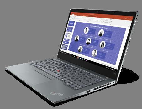 Lenovo ThinkPad T14s Storm Grey