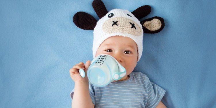 latte artificiale in formula