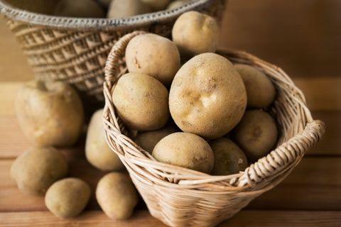 patate in lavastoviglie