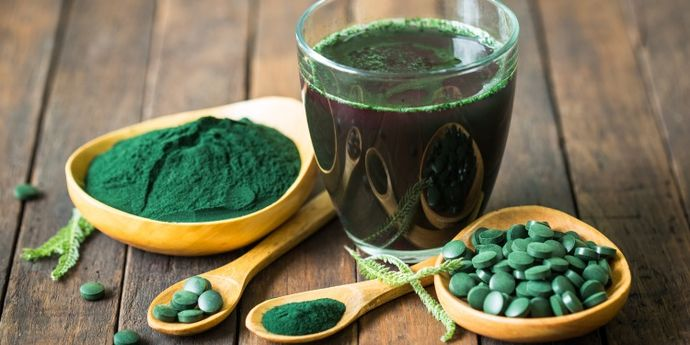 spirulina cosa serve