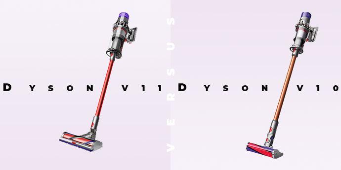 Dyson V11 VS Dyson V10