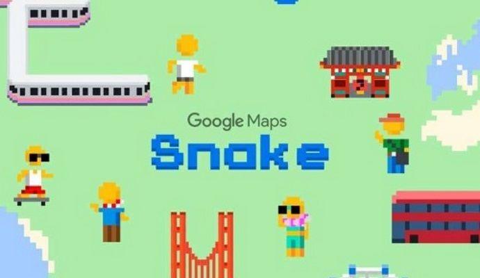 Google-Maps-snake