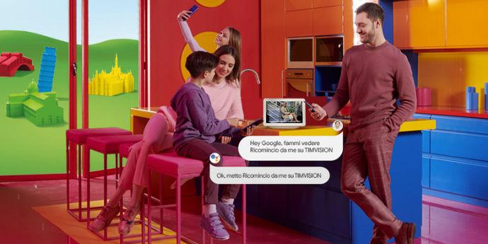 Google Nest Hub TimVision