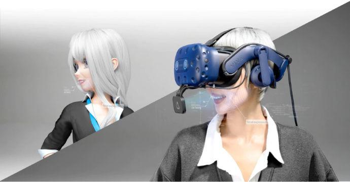 HTC VIVE Facial Tracker