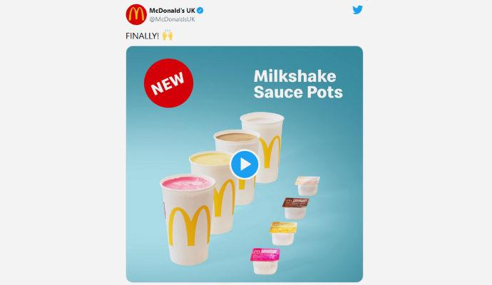 McDonalds scherzo 2019