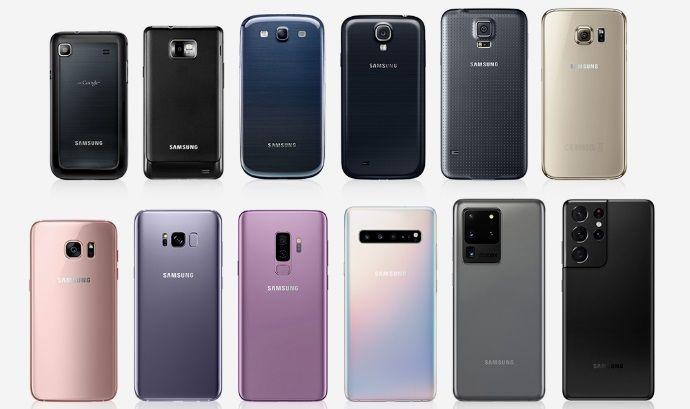 Serie Samsung Galaxy S