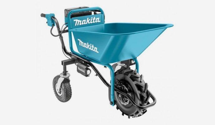 carriola elettrica Makita DCU180Z